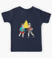 Dipper and Mabel  Kids Tee