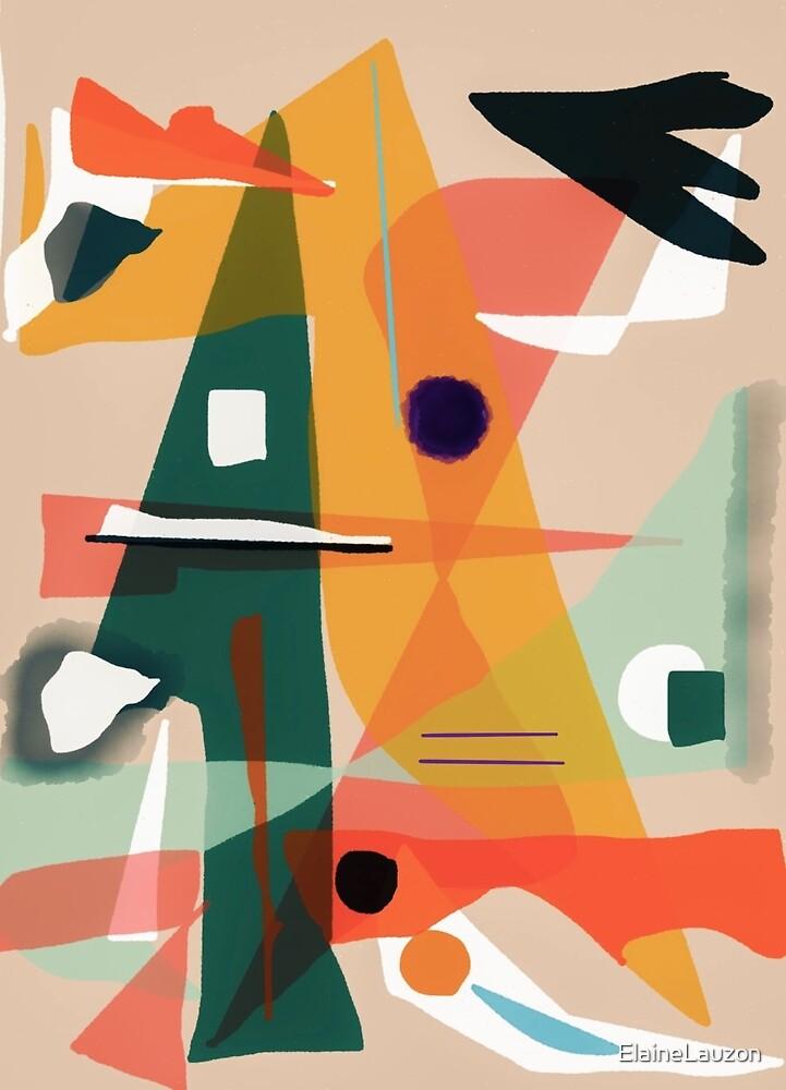 Modern Dance by ElaineLauzon