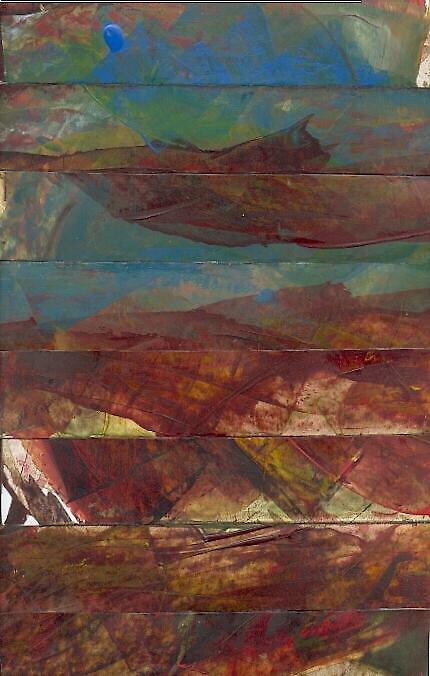 Tierra y mar by walraji