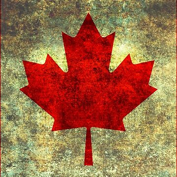 Oh Canada! True Patriot's Canada's proud Maple Leaf by Bruiserstang