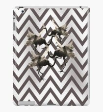 paper fowl iPad Case/Skin