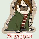 «Pugs extraños - Joyce» de jennisney