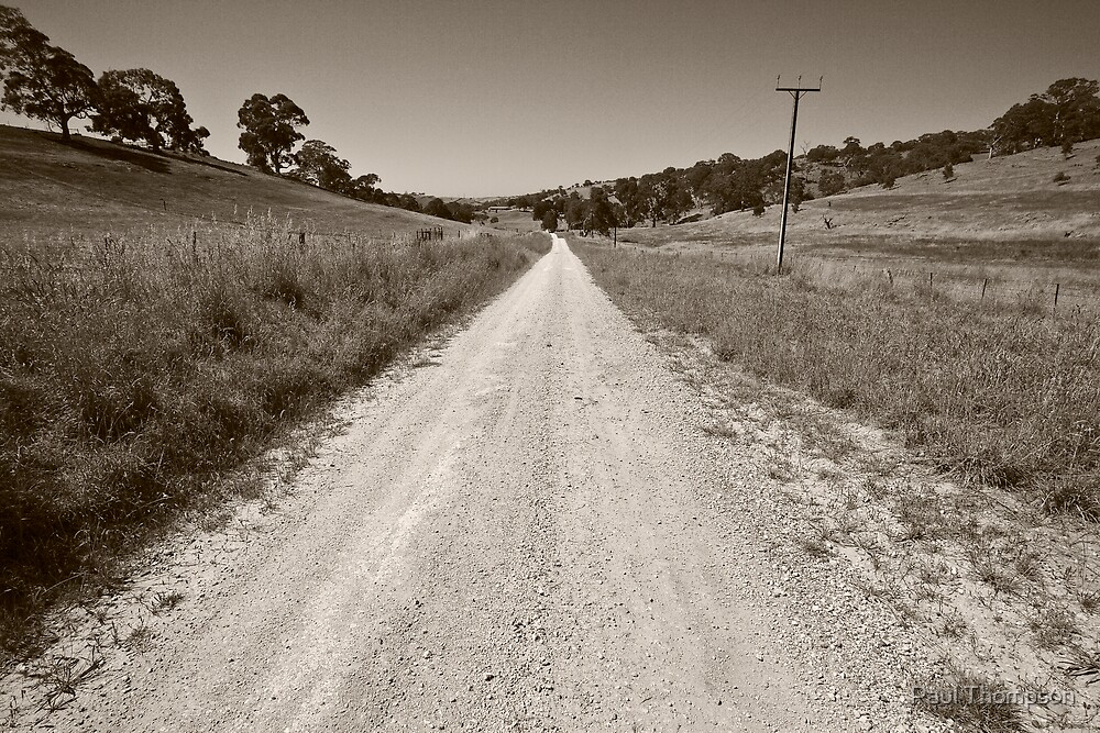Freedom Road by Paul Thompson