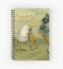 May Easter Joy Attend You Spiral Notebook