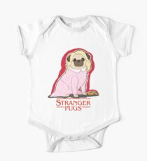 Stranger Pugs - Eleven Kids Clothes