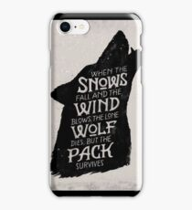 Stark  iPhone Case/Skin