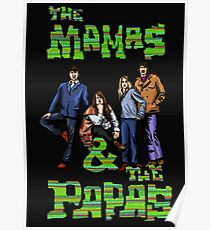 The Mamas and Papas Poster