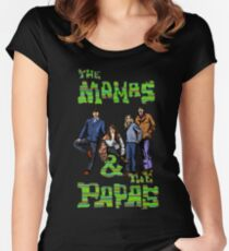 The Mamas and Papas Women's Fitted Scoop T-Shirt