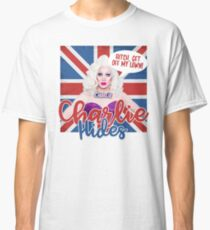Charlie Hides - Bitch, Get Off My Lawn! Classic T-Shirt