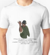 Big Smoke Unisex T-Shirt