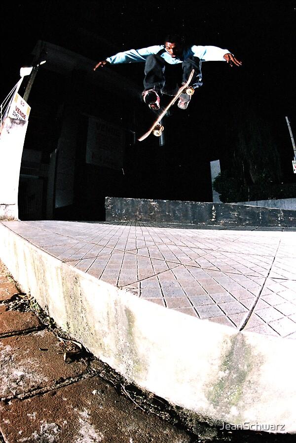 Skateboard _Big Gap by JeanSchwarz