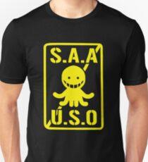 Assassination Classroom - SAA USO Unisex T-Shirt