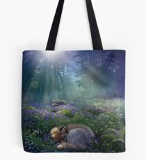Bluebell Dawn Tote Bag