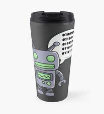 Hello Robot Travel Mug