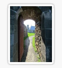 Fortress of Louisbourg Sticker