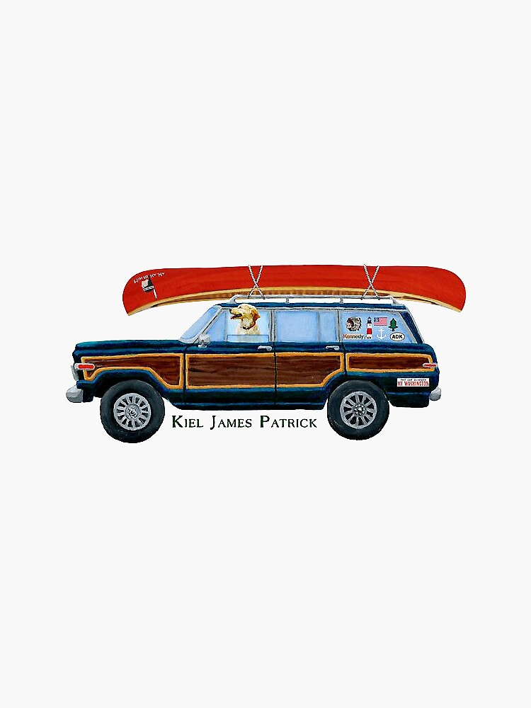 KJP Car Red by WillMacadoo