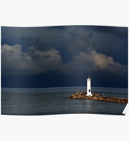 Approaching Storm Poster