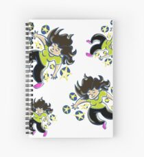 Dreaming by VIXTOPHER Spiral Notebook