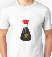 Sojasauce Frau Unisex T-Shirt