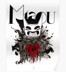 Zacharie - Miaou Poster