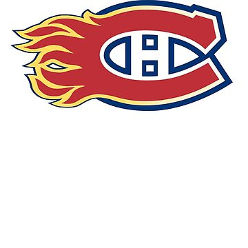 Montreal Flames - Calgary Canadiens by Phneepers