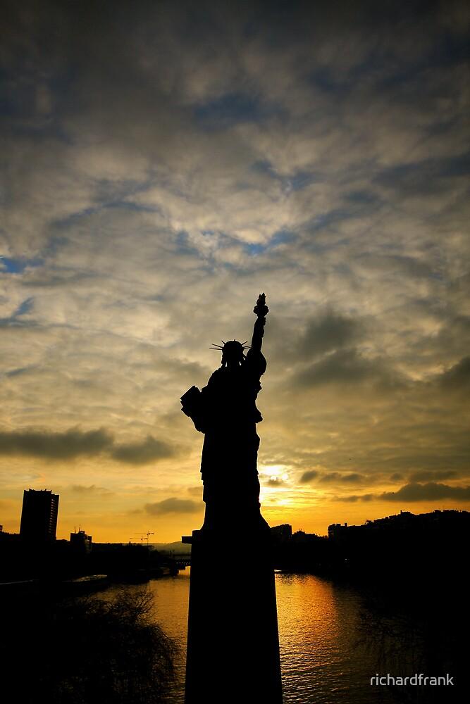 Paris Liberty by richardfrank