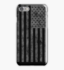 US Flag Grunge Style iPhone Case/Skin