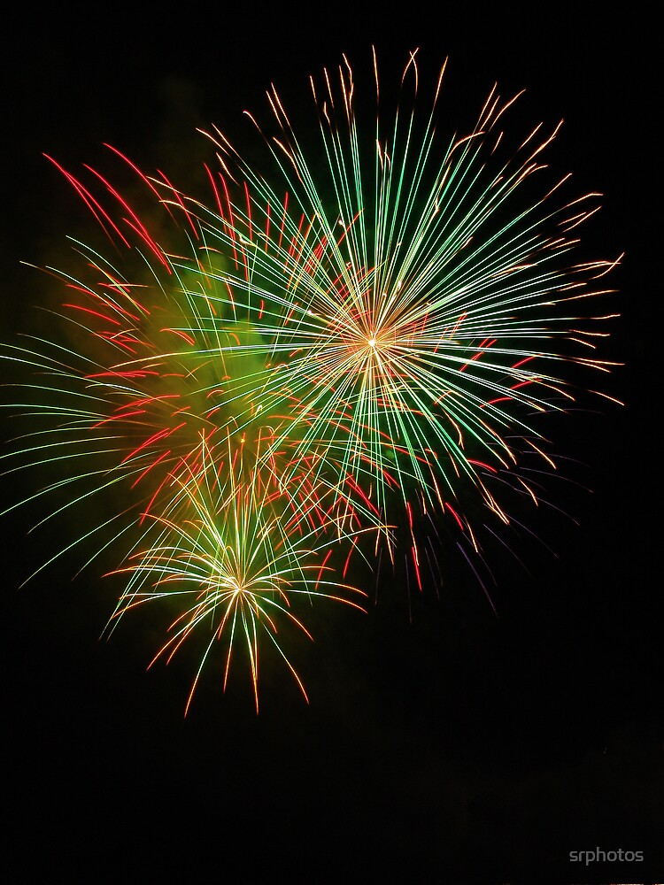 fireworks - 1 by srphotos