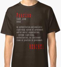 FACISM Classic T-Shirt