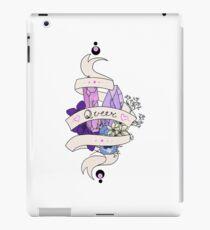 The Queer-er-est  iPad Case/Skin