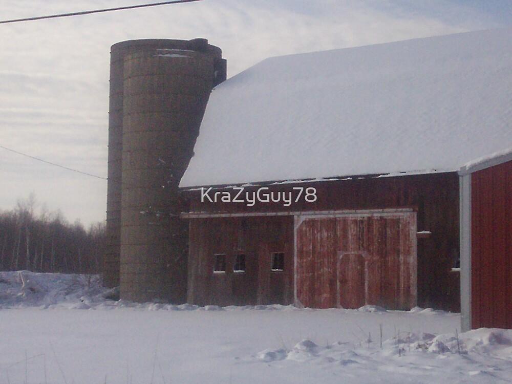 Red Barn 2 by KraZyGuy78