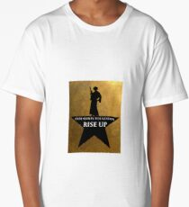 Star Wars Hamilton Mashup Long T-Shirt