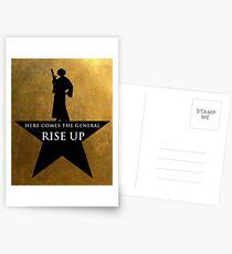 Star Wars Hamilton Mashup Postcards