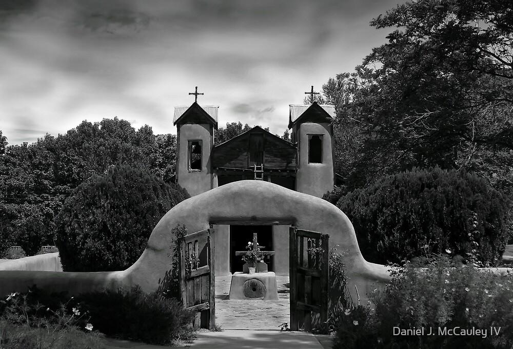 Santuario de Chimayó by Daniel J. McCauley IV
