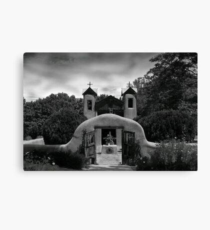Santuario de Chimayó Canvas Print