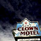 Clown Motel by #PoptART products from Poptart.me