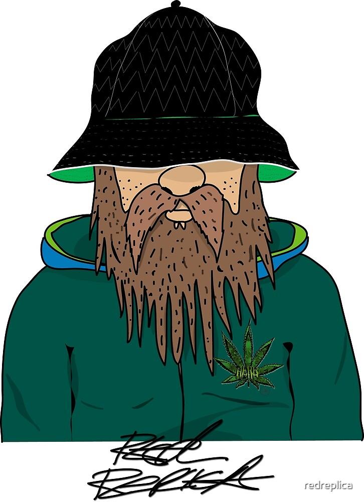 beardy beardy by redreplica