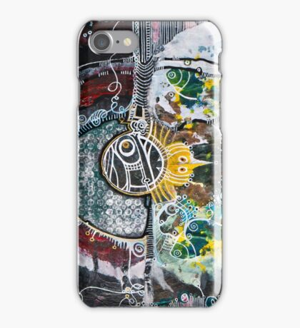 Out of the Ether iPhone Case/Skin