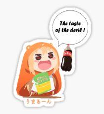 Himouto ! Umaru-chan Umarun Sticker