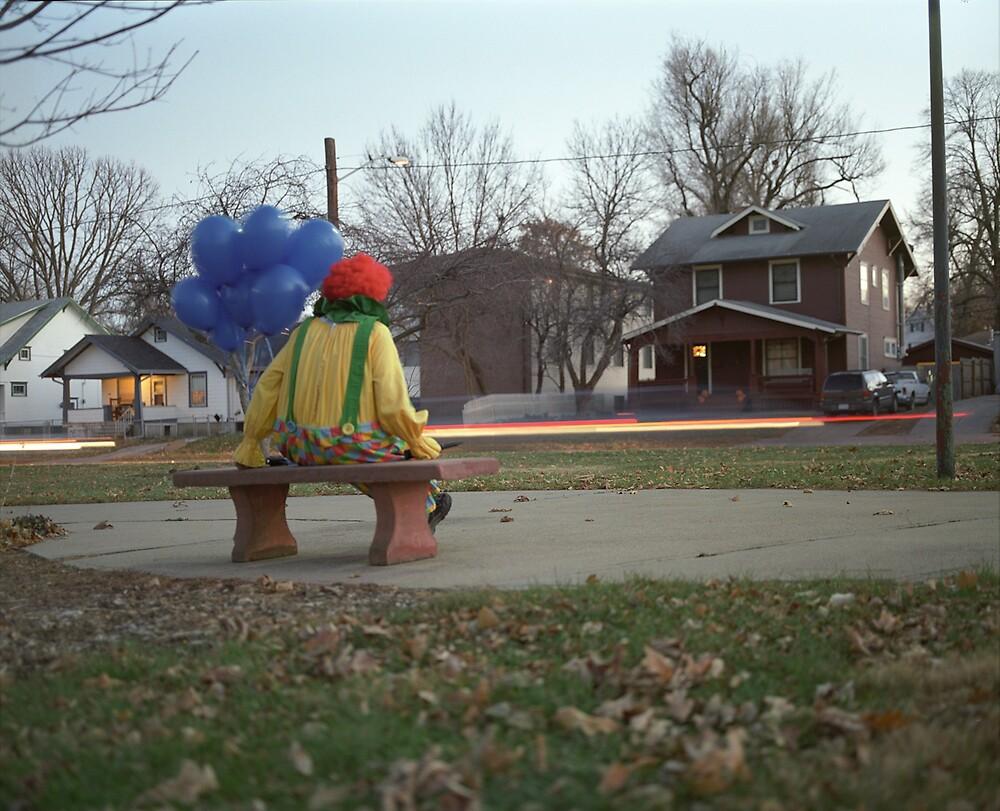 Found Balloon #5 by KimThomas