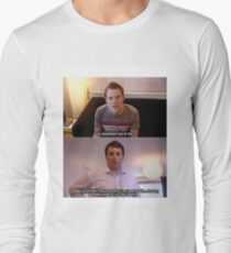 Welcome to the Real World Long Sleeve T-Shirt
