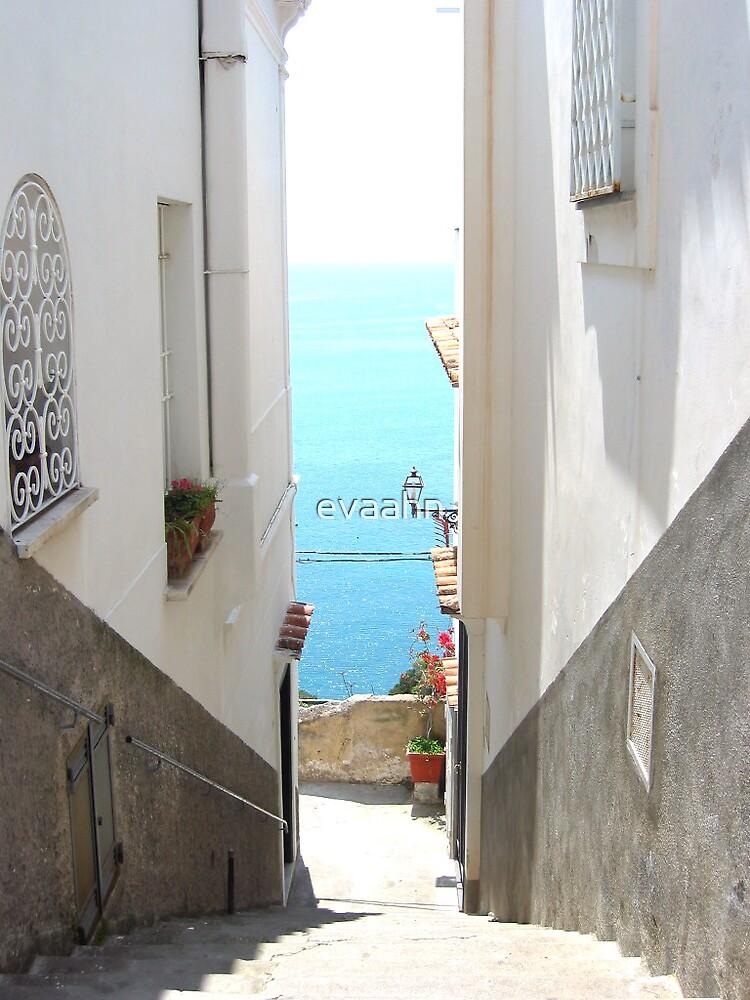 Silent Stairway by evaahn
