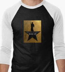 Star Wars Hamilton Mashup Men's Baseball ¾ T-Shirt