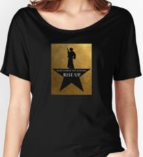 Star Wars Hamilton Mashup Women's Relaxed Fit T-Shirt