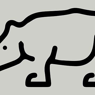 Rhinoceros by merioris