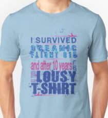 I survived Flight 815 T-Shirt