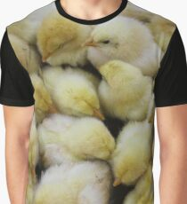 chickens pattern  Graphic T-Shirt