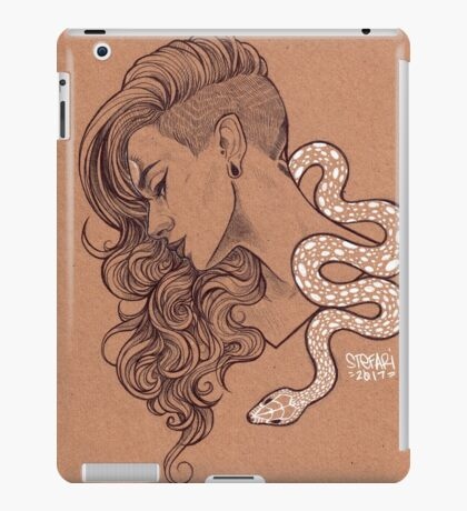 The Depths iPad Case/Skin