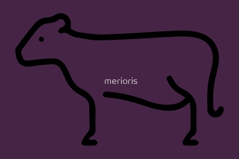 Cow by merioris
