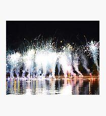Sparkling  Photographic Print